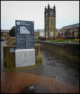 Amble To Hauxley, Northumberland,  UK - 2020.
