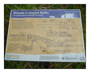Blaydon Burn Walk, Gateshead, Tyne & Wear, UK - 2020.