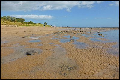 Alnmouth To Boulmer Walk, Northumberland, UK - 2020.