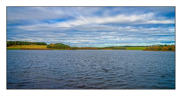Druridge Bay To Hauxley Walk, Northumberland, UK - 2020.