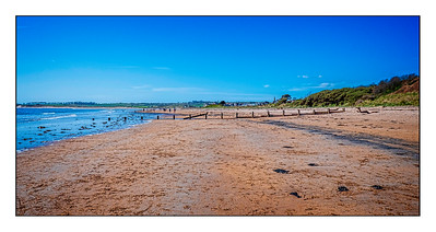 Alnmouth To Boulmer Walk, Northumberland, UK - 2021.