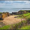 Boulmer To Howick, Northumberland Coast, UK - 2017.