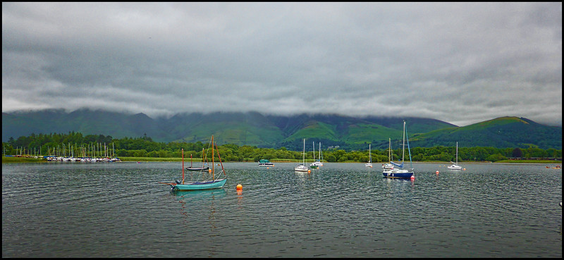 """The Lake District"" - Keswick, Cumbria, UK - 2017."
