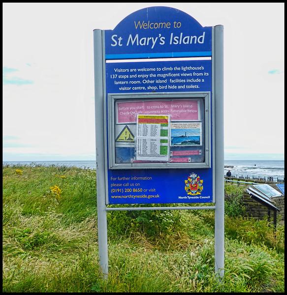 Whitley Bay, Northumberland Coast, UK - 2017.