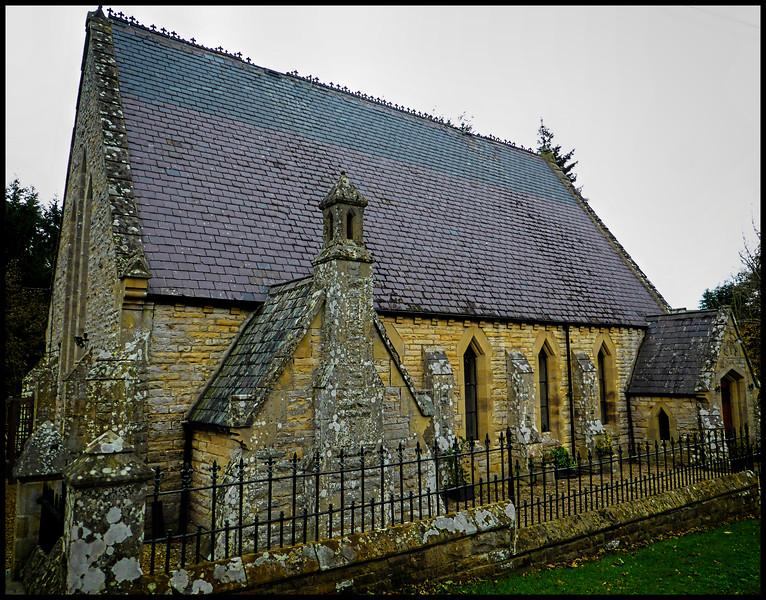 Blanchland, Northumberland, UK - 2017.