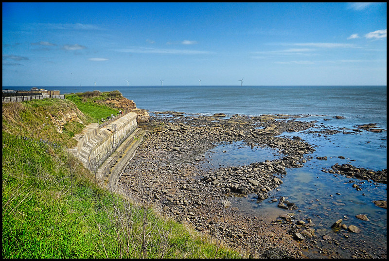 Seaton Sluice To Holywell Dene Walk, Northumberland, UK - 2018.