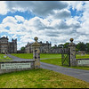 Seaton Delaval Hall To Seaton Sluice Harbour, Northumberland, UK - 2018.