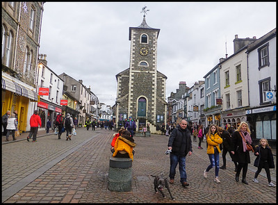 Keswick, Cumbria, New Year Break,  UK - 2018.