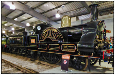 The National Railway Museum, Shildon, Co Durham, UK - 2014.