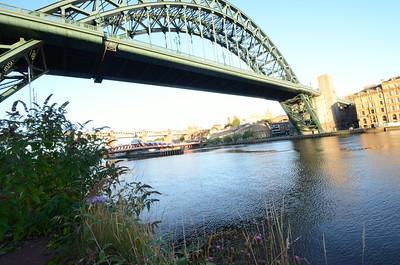 The Quayside, Newcastle on Tyne, UK - 2012