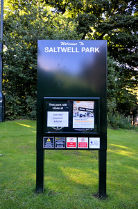 Saltwell Park - Gateshead, Tyne & Wear - UK 2013