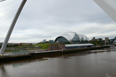 Quayside, Newcastle upon Tyne, Tyne & Wear - UK 2013