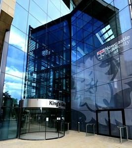 City Centre, Newcastle upon Tyne, Tyne & Wear - UK 2013.