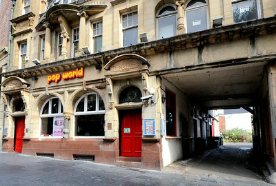 Pubs & Clubs, Newcastle upon Tyne, Tyne & Wear - UK 2013