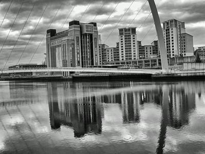 Quayside, Newcastle upon Tyne, Tyne & Wear - UK 2013.