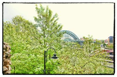 Newcastle Quayside, Newcastle On Tyne, UK - 2014