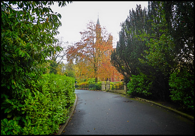 Saltwell Park, Gateshead, Tyne & Wear, UK - 2018.