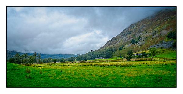 Patterdale To Glenridding Walk, Cumbria, UK - 2020