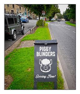 Stanhope, Cumbria, UK - 2021.