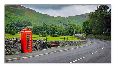 Patterdale To Glenridding Walk, Cumbria, UK - 2021.