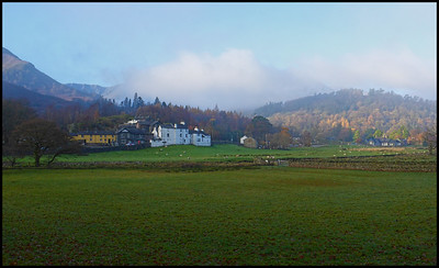 Patterdale To Howtown Walk, Cumbria, UK - 2018.