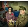 "Pickering ""Wartime & 1940's"" Weekend, Pickering, North Yorkshire, UK - 2016."