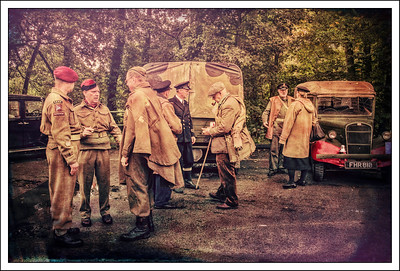 "Pickering ""Wartime & 1940's"" Weekend, Pickering, North Yorkshire, UK - 2016."