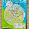 Seahouses, Northumberland, UK - 2018.