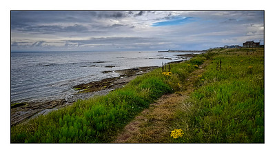 Seahouses Weekend, Northumberland, UK - 2021.