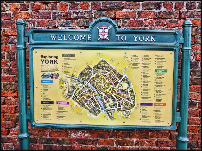 York, United Kingdom - 2014.
