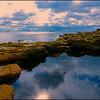 Cullercoats, Northumberland Coast, UK - 2016.