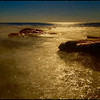 Collywell Bay, Northumberland Coast, UK - 2016.