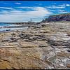 Hartley Bay, Northumberland, UK - 2018.
