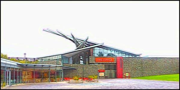 Woodhorn Museum, Ashington, Northumberland, UK - 2015.