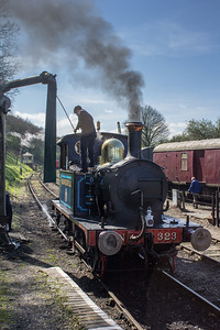 Steam Gala April 2014 - Friday 11-Apr-14