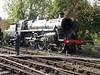 BR 4MT 4-6-0 No. 75027 at Sheffield Park.