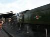 "LNER V2 Class No. 60800 ""Green Arrow"" at Sheffield Park."