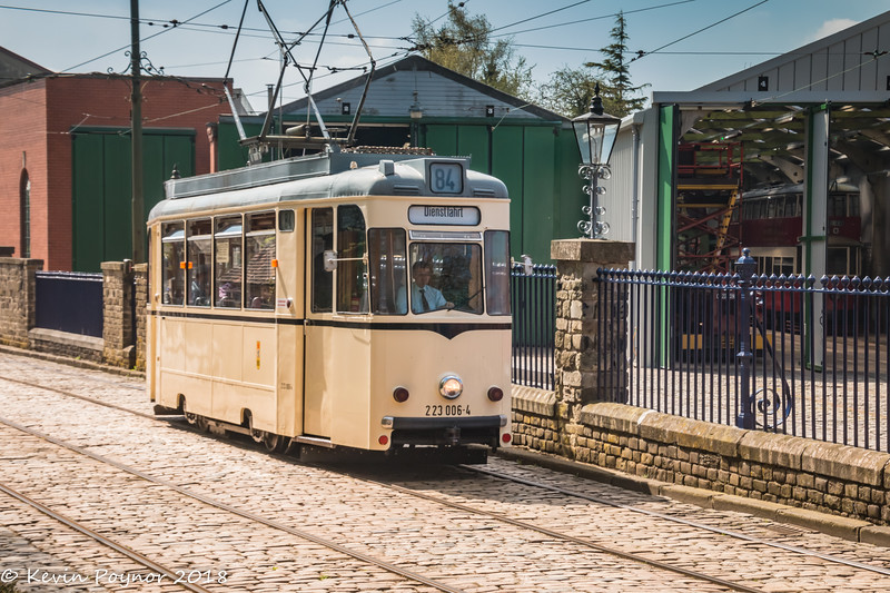 Ex Berlin Tram