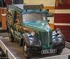 Austin Van - Bury Transport Museum.