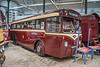1958 Leyland Tiger Cub Bus - Bury Transport Museum.