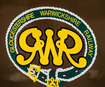 Gloucester and Warwickshire Railway - Toddington, UK