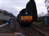 Class 20 D8098 at Rothley