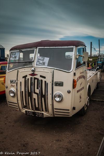 1955 JNSN Lightweight Diesel
