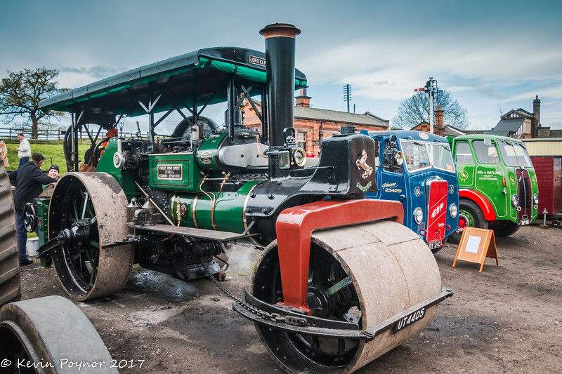 "Aveling & Porter Road Roller, 12342 ""Lord Elpus"" - Built in 1929, UT 4405"