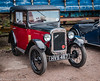 1931 Austin 7 Box Saloon.