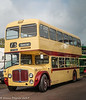 1966 AEC Renown 3B3RA in Leicester Corporation Coloirs.