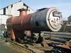 Boiler of British Railways Standard Type 2 Design loco No. 78019