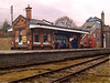 Quorn and Woodhouse Station.