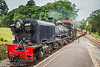 NG87 ex-South African railways 2-6-2+2-6-2 Garrett