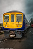 Ex Northern Railways Class 319 unit.